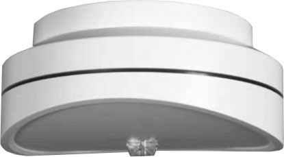 Infrarot-/ Mikrowellen-Bewegungsmelder für die Detektion von infraroter Wärmestrahlung und Bewegung in einem 360 Grad Erfassungsbereich  #Bewegungssensor #Infrarotsensor #Sensor #Sicherheitstechnik #Überwachungstechnik