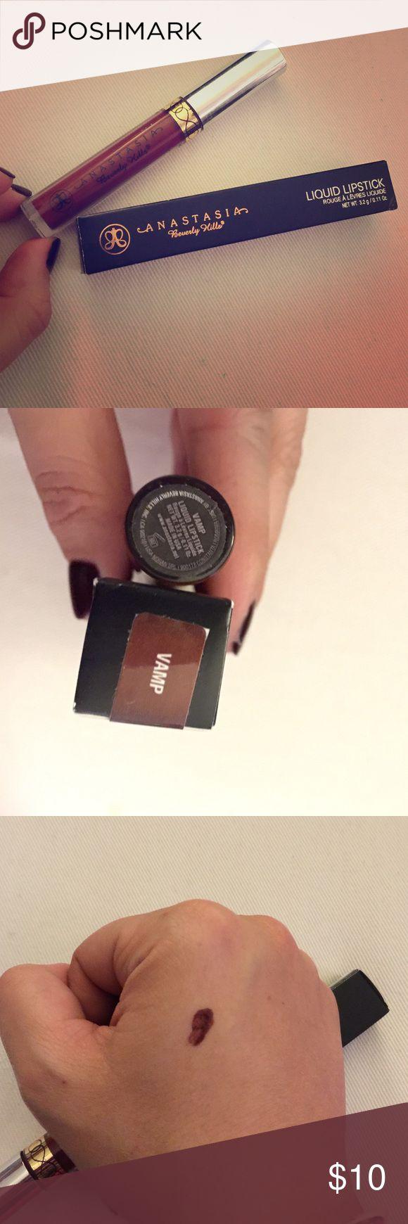Replica Anastasia Vamp lipstick This is new. Anastasia Beverly Hills Makeup Lipstick