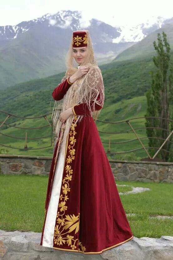 Ossetian Although She Looks Crimean Tatar To Me 2019