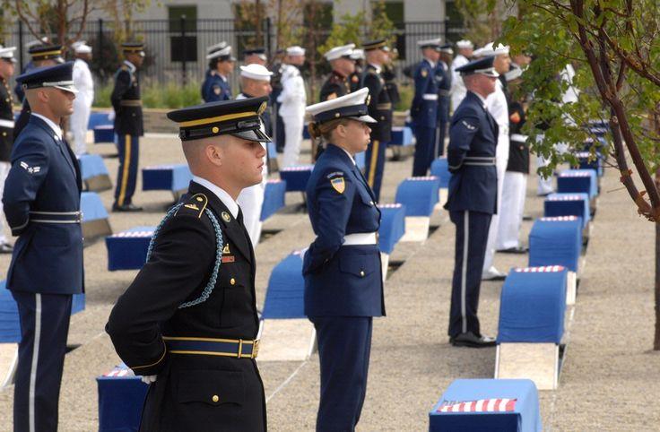The National 9/11 Pentagon Memorial - www.stayarlington.com