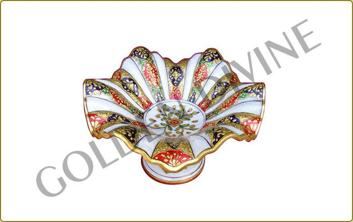 Marble handicrafts articles