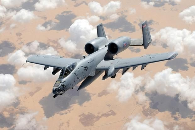 R.I.P. A-10 Thunderbolt. The sound of your 30mm cannon will be sadly missed on the battlefield.