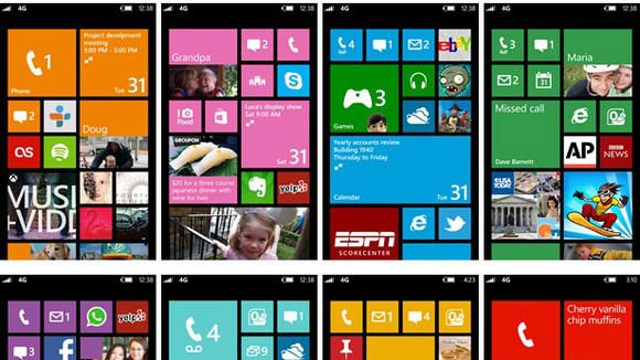 Microsoft has been busy! They just released the Windows Phone 8. Check out the latest.