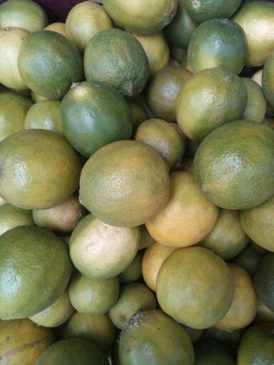 Lemon & green