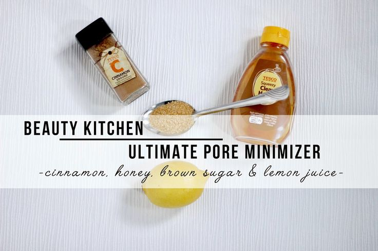 Beauty Tip | DIY Pore Minimizer: Cinnamon And Honey Mask | The Twenty Sumtin'