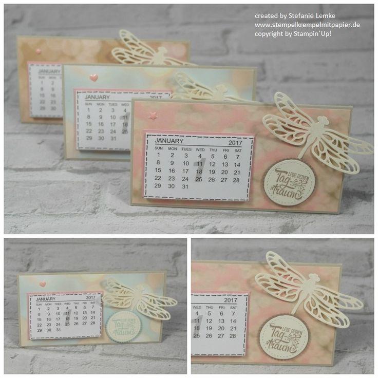 28 besten Stampin\'Up Minikalender/ Mini-Office Bilder auf Pinterest ...