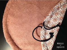 DIY Couture : Le tapis / Pochon de piscine - Merveilles et Coquillettes