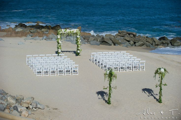 Cabo San Lucas Hilton Wedding Photography by ALEC and T.