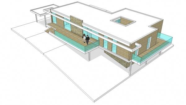 Les 25 meilleures id es de la cat gorie plot beton sur pinterest plot beton terrasse plot for Construction bois 93