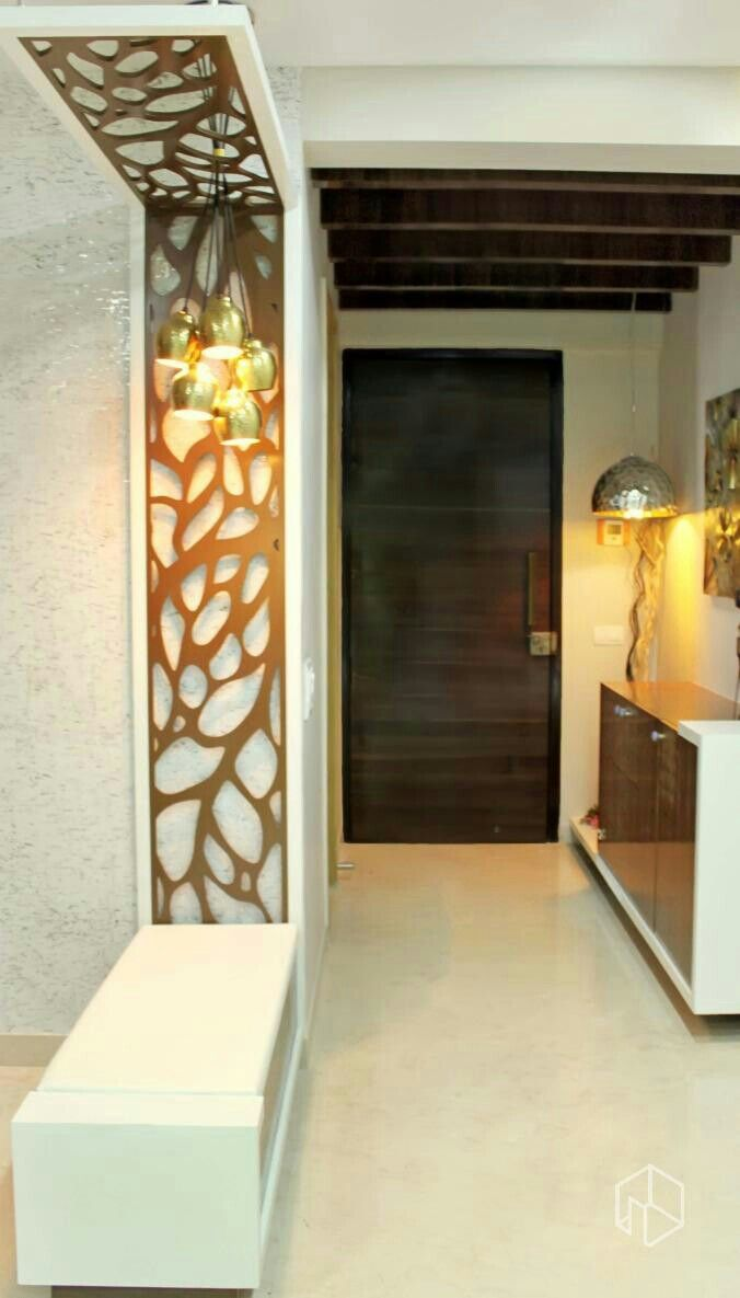 1000 ideas about small entrance halls on pinterest for Indian foyer designs
