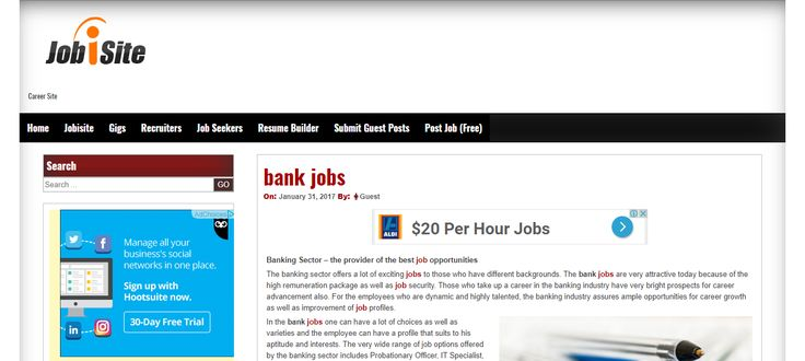 http://learn.jobisite.com/bank-jobs/