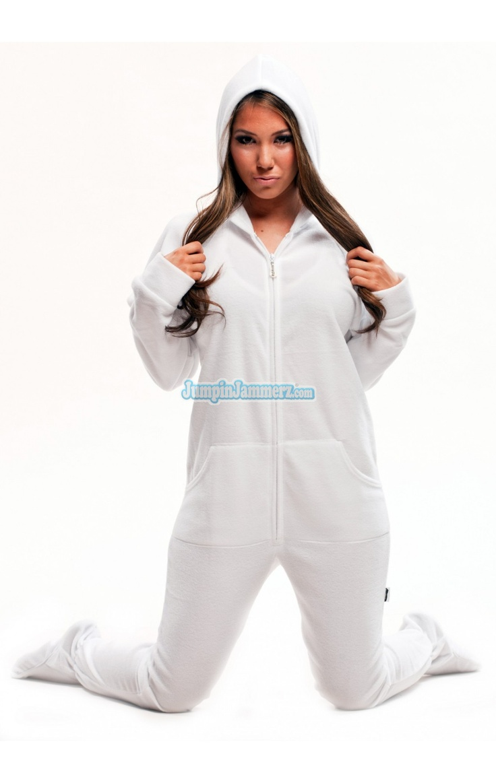 Hoodie pajamas for adults