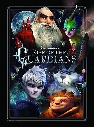 Rise of the Guardians.   Starring:  Chris Pine - Jack Frost.  Isla Fisher - Tooth (Tooth Fairy)  Hugh Jackman - E. Aster Bunnymund (Easter Bunny).  Alec Baldwin - Nicholas St. North (Santa Claus).  Jude Law - Pitch, the Nightmare King (The Boogeyman).  Dakota Goyo - Jamie, a child who doesn't believe in the guardians due to giving up on his own belief.