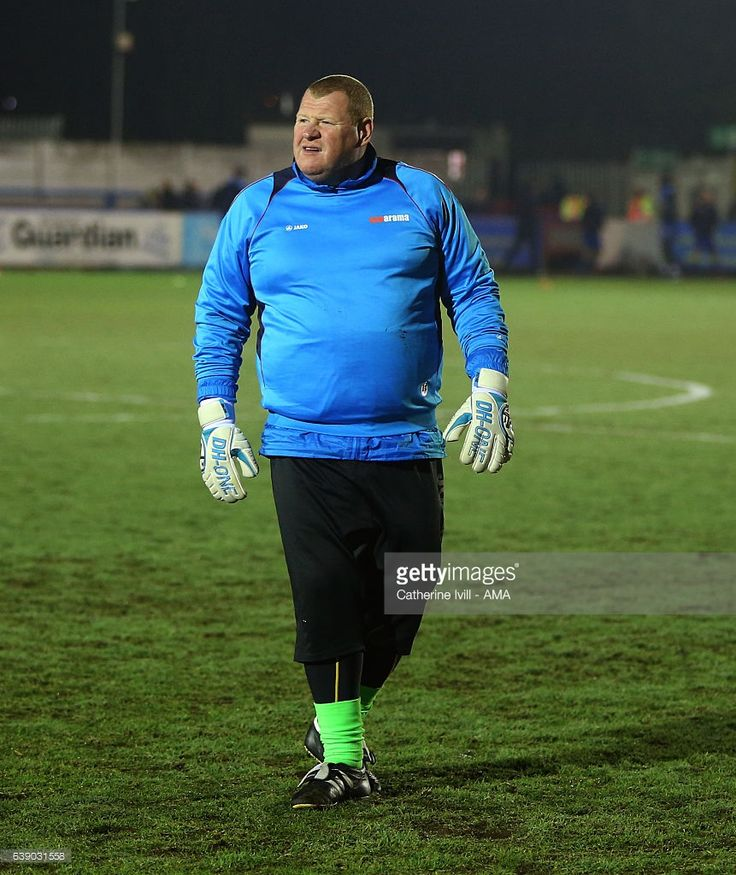 Wayne Shaw of Sutton United during The Emirates FA Cup Third Round Replay match between AFC Wimbledon and Sutton United at The Cherry Red Records Stadium on January 17, 2017 in Kingston upon Thames, England. (Photo by Catherine Ivill - AMA/Getty Images)