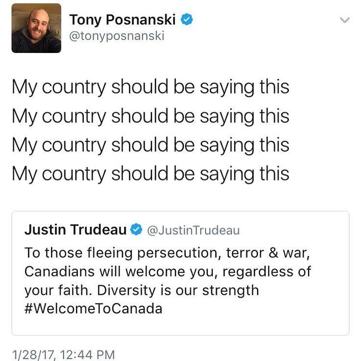 can i come to Canada i am fleeing Donald Trump