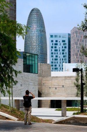 barcelona - poble nou Can Framis museum © Fernando Guerra