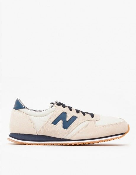 new balance 420 blanche femme couture makeup compared