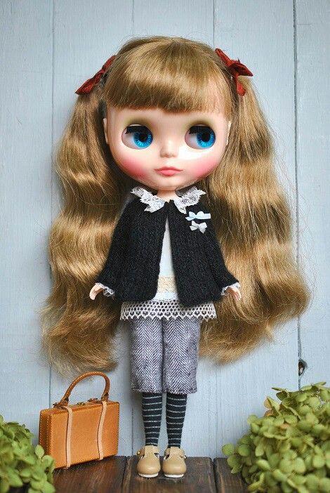 Blythe doll #doll #blythe More