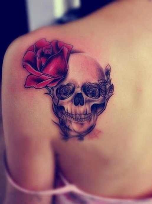 Cool Skull Tattoos Designs 2014