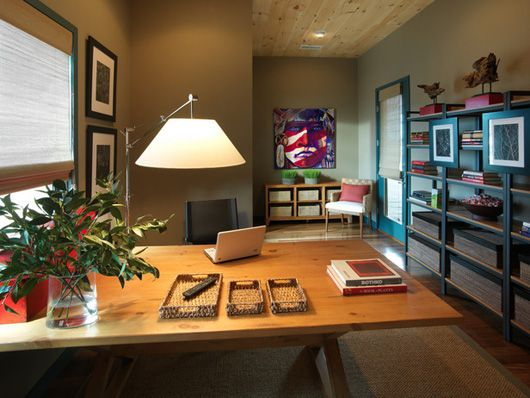 Home office: Offices Design, Offices Spaces, Home Offices Decor, Hgtv Dreams Home, Offices Colors, Paintings Colors Schemes, Home Offices Furniture, Homes, Offices Wall