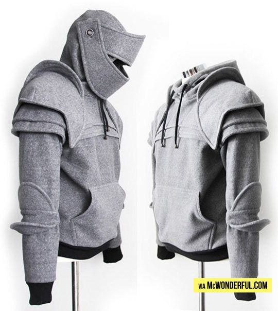Knight Sweatshirt. Shut up and take my money!!