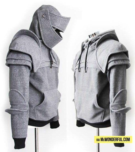 Knight Sweatshirt. Shut up and take my money!!