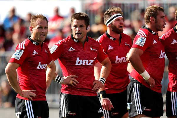 Richie Mccaw Photos - Super Rugby Rd 5 - Crusaders v Lions - Zimbio