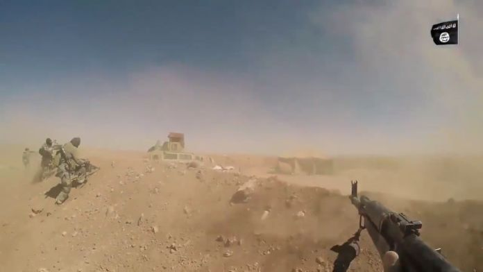 Noticia Final: ISIS empurra exército turco para trás e recupera t...