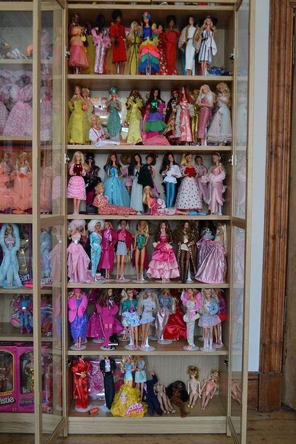 Barbie collection <3