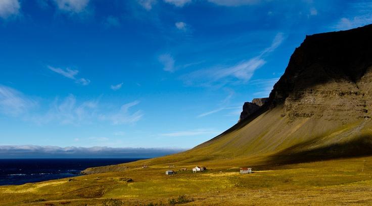 Forlatte bygninger på Island - Inge Mauseth's Photos