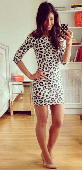 Cheetah dress <3