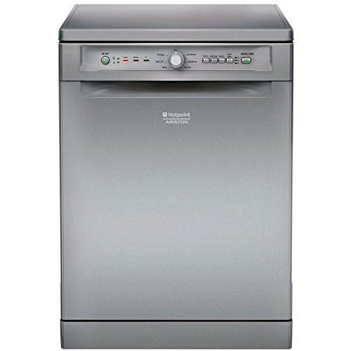 Hotpoint LFK 7M124 X FR lave-vaisselle – lave-vaisselles (Autonome, A, A++, Acier inoxydable, boutons, Rotatif, A): Hotpoint LFK 7M124 X…