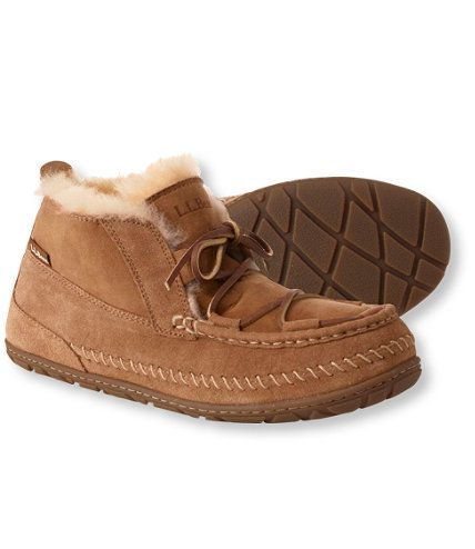 Damn you LLBean (and most major shoe manufacturers), for not carrying these down to a men's size 6 or 6.5…