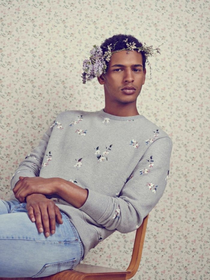 Men's fashion: guys can wear florals, too – in pictures | Fashion | The Guardian