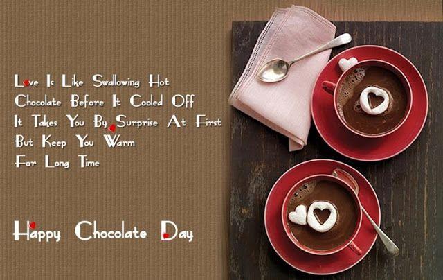 chocolate day quotes for boyfriend whatsapp status on chocolate