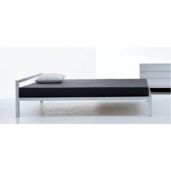 MDF Italia Aluminum Bed