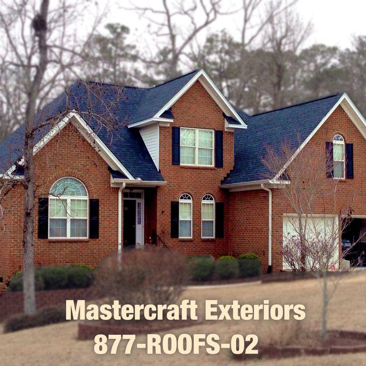 Best Owens Corning Black Onyx Shingling Roof Roof Design 400 x 300