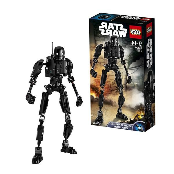 Lego LEGO, Игрушка Звездные войны K-2SO