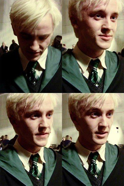 """This is how I picture Draco Malfoy in the fanfiction """"Isolation"""" by Bex-chan on fanfiction.net  He's too freakin gorgeous"""