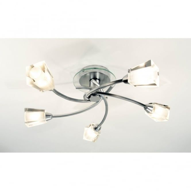 Modern Ceiling Fans With Bright Lights Ceiling Lights