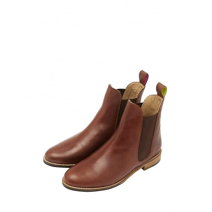 Joules Westbourne Leather Ladies Chelsea Boot (V) | Fruugo