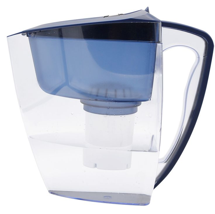 Bluetech 6 Cup Countertop Water Filter, SAN&PP&Activated Carbon, BPA Free