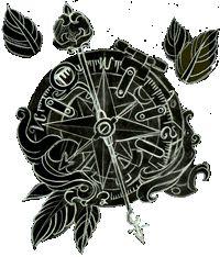 Significato Tatuaggio Bussola e Punti Cardinali