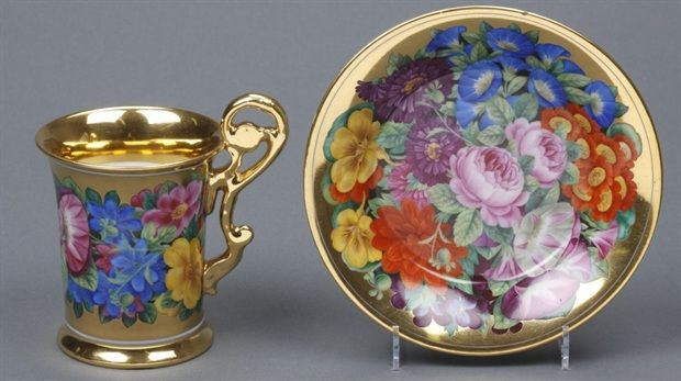 schlaggenwald porcelain -