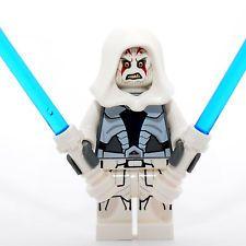 Custom Darth Sith Warrior Figur aus LEGO