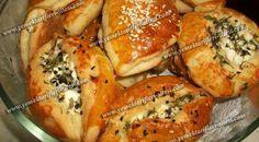 Peynirli Karaköy Poğaça Tarifi | Yemek Tarifleri Sitesi - Oktay Usta - Harika ve Nefis Yemek Tarifleri