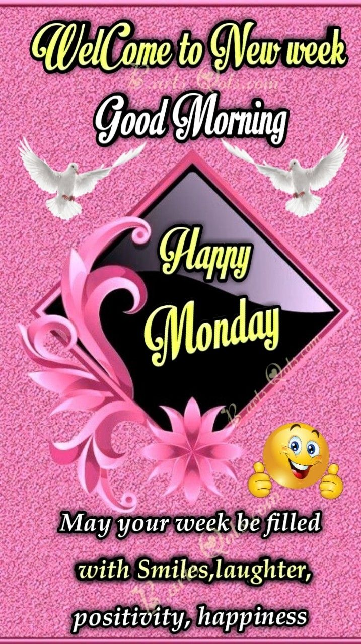 Happy Good Morning Quotes Monday