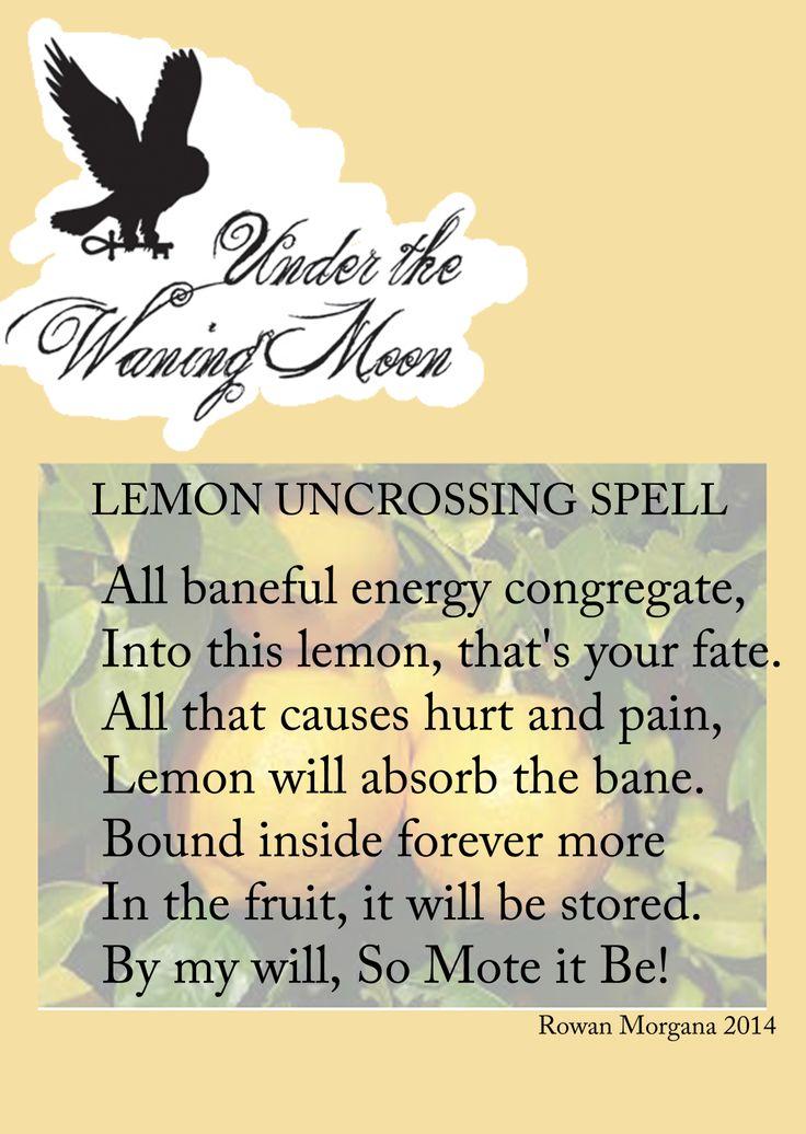 Best Spells For Waning Moon