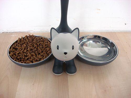 A di Alessi Tigrito Cat Bowl