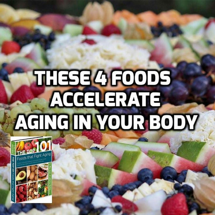 """Do you eat these harmful foods that AGE you faster?  Some are even deceptively marketed to you as """"healthy"""" by giant food corporations.  Avoid or minimize these and look 5-10 years YOUNGER than your real age. These 4 foods accelerate AGING in your body  Click In Link or  http://ift.tt/2uAhIl9"""